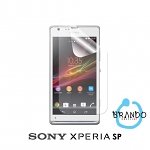 Brando Workshop Anti-Glare Screen Protector (Sony Xperia SP)