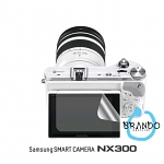 Brando Workshop Anti-Glare Screen Protector (Samsung Smart Camera NX300)