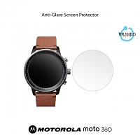 Brando Workshop Anti-Glare Screen Protector (Motorola Moto 360)