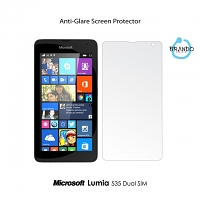 Brando Workshop Anti-Glare Screen Protector (Microsoft Lumia 535 Dual SIM)