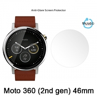 Brando Workshop Anti-Glare Screen Protector (Motorola Moto 360 (2nd gen) 46mm)