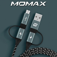 Momax One Link 4-in-1 PD Cable