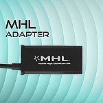 HDMI output cable ( MHL cable ) for micro USB