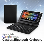 Google Nexus 7 Asus Case with Bluetooth Keyboard