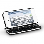 iPhone 5 Ultra-thin Slide-out Wireless Backlight Keyboard