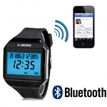 Bluetooth Digital Wrist Watch Mobile