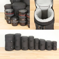 Attachable Camera Lens Protective Side Bag