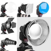 8-in-1 Speedlite Accessories Kit (SGA-K9)