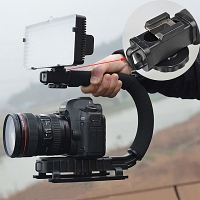 Pro Steadicam Grip Action Stabilizer Handle