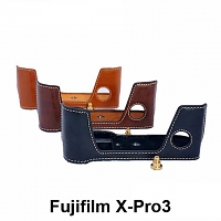 Fujifilm X-Pro3 Half-Body Leather Case Base