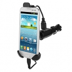 Car Mount + Universal Charging for Smartphone