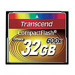 Transcend 600x CompactFlash Card