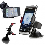 Universal Clip Mount Holder for Mobile Phones