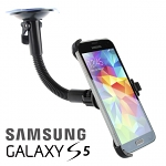 Samsung Galaxy S5 Windshield Holder