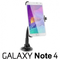 Samsung Galaxy Note 4 Windshield Holder