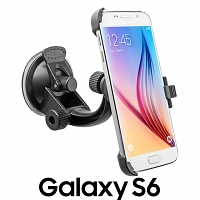 Samsung Galaxy S6 Windshield Holder