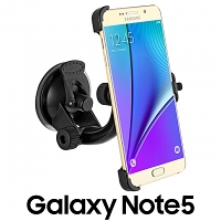 Samsung Galaxy Note5 Windshield Holder