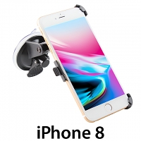 iPhone 8 Windshield Holder