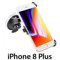 iPhone 8 Plus Windshield Holder