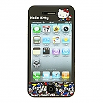 iPhone 4/4S Hello Kitty Front Screen Protector - Toys Accessory