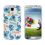 Samsung Galaxy S4 Phone Sticker Front/Side/Rear Set - Stitch