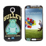 Samsung Galaxy S4 Phone Sticker Front/Side/Rear Set - Sulley