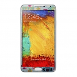 Samsung Galaxy Note 3 Front Screen Protector - Stitch