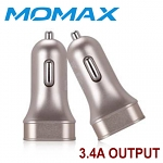 Momax XC Series Dual USB Car Charger - 3.4A