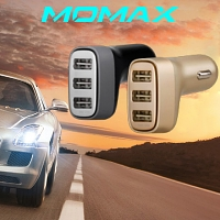 Momax Polar Light Series USB Car Charger