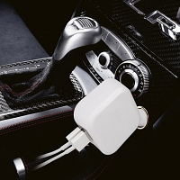 2-in-1 Car & Home Charger