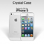 iPhone 5 / 5s / SE Crystal Case