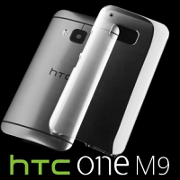 HTC One M9 Crystal Case