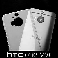 HTC One M9+ Crystal Case