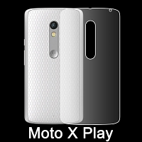 Motorola Moto X Play Crystal Case