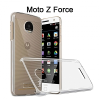 Imak Crystal Case for Motorola Moto Z Force