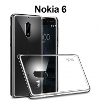 Imak Crystal Case for Nokia 6