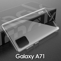 Imak Crystal Pro Case for Samsung Galaxy A71