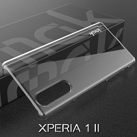 Imak Crystal Pro Case for Sony Xperia 1 II