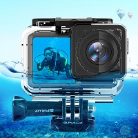 61M Underwater Waterproof Housing Diving Case for DJI Osmo Acition