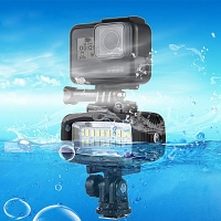 Portable Diving Photography 20-LED Light