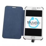 Samsung Galaxy Note Charger Leather Case (3200mAh)