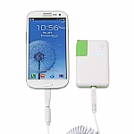 2600mAh Power to GO! AC Wall Charger