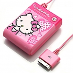 Hello Kitty PINK AA Battery Emergency Charger Box for iPhone/iPod