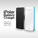 iPolar Battery Charger (4200mAh)