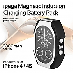 ipega Magnetic Induction Charging Battery Pack 3800mAh