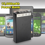 Ultimate All-in-One Power Bank (15000mAh)