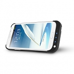 Power Jacket for Samsung Galaxy Note II GT-N7100 - 4800mAh