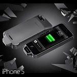 EXTRA 2250mAh Battery Case for iPhone 5