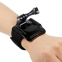 Wrist Strap with Fixed Mount