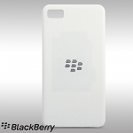 BlackBerry Z10 Replacement Back Cover - White